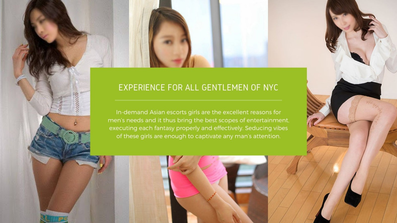 Worthy Services of New York Asian Escorts – You Must Try