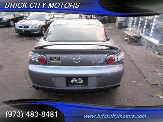2004 Mazda RX-8 Sport Automatic
