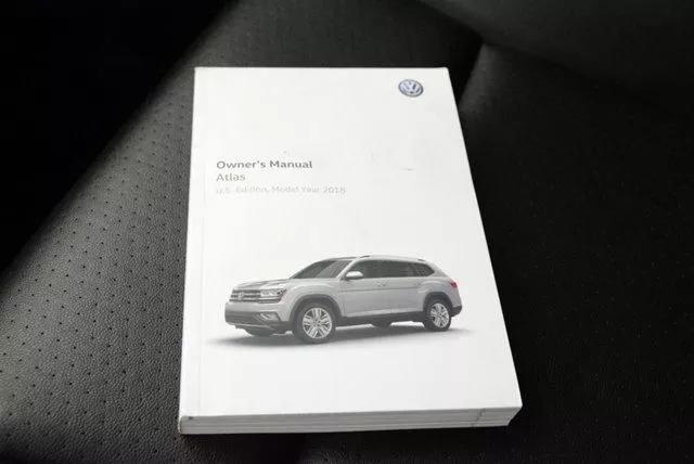 2018 Volkswagen Atlas 3.6L SE w/Technology