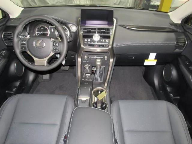 2020 Lexus Base