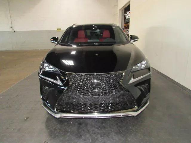 2020 Lexus F Sport