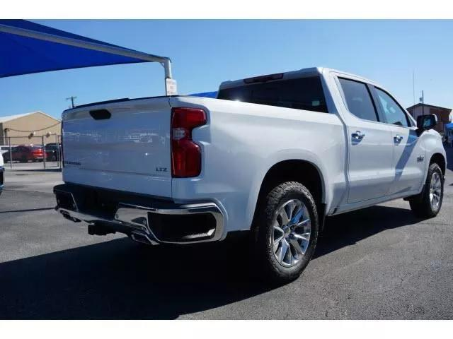 2020 Chevrolet Silverado 1500 LTZ