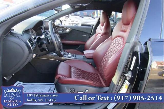 2017 Audi S7 4.0T Premium Plus