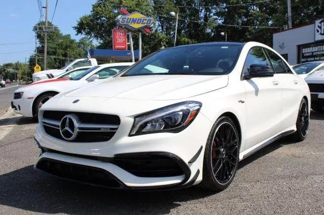 2018 Mercedes-Benz AMG CLA 45 Base 4MATIC