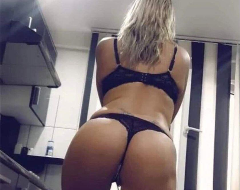 Alessia hot blonde new