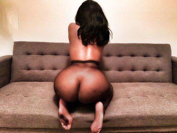 Real VIP Ebony Experience