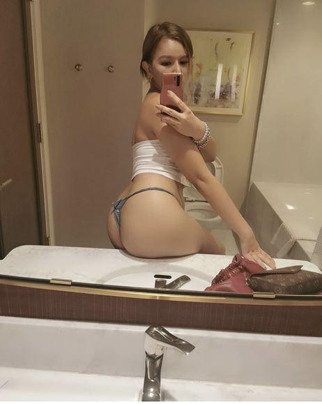 19YO sexy girl with big ass and breast new in town!!