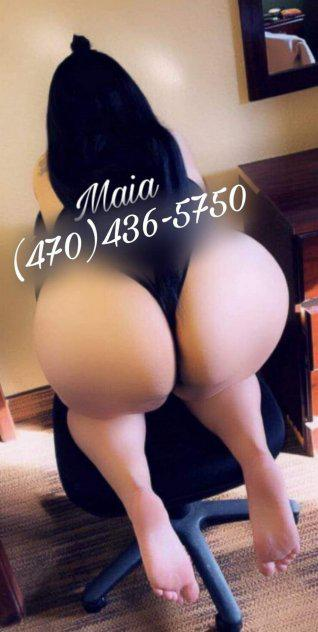 MAIA SKYY IN TOWN•Exotic & Foreign 100% REAL! Super Thick!