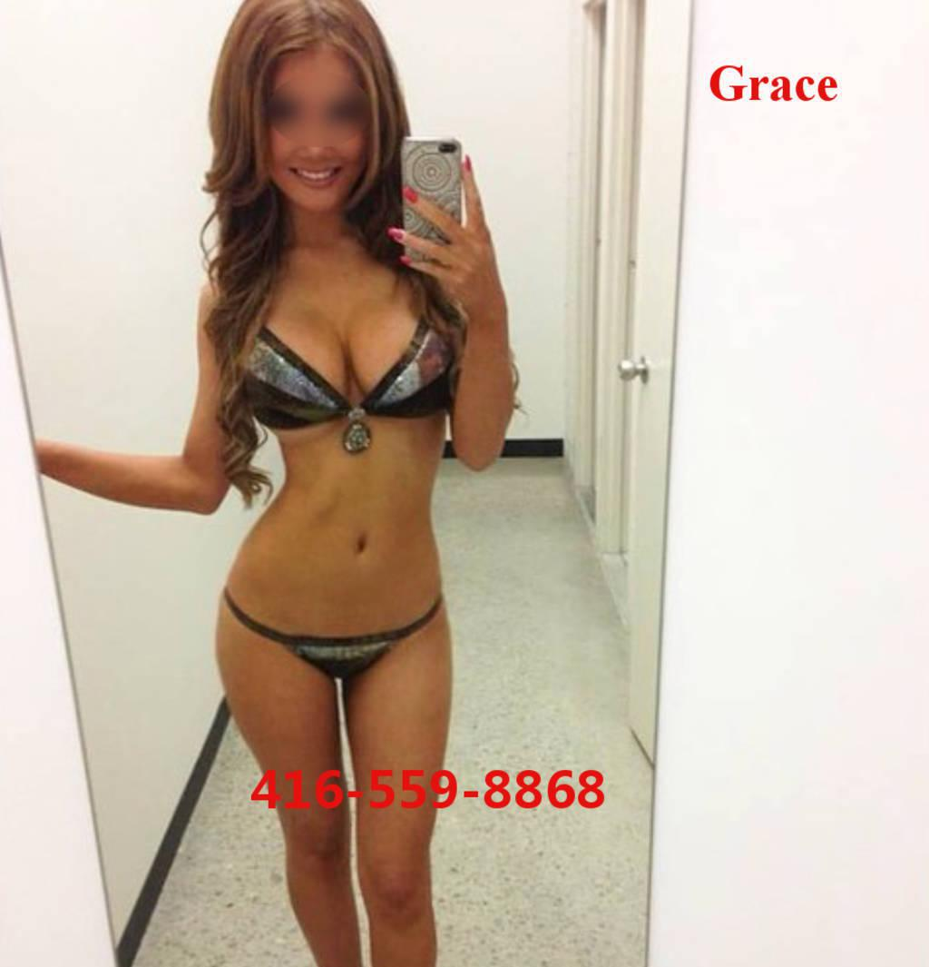 Sexy PARTY girl Grace Hotel Guest Welcome
