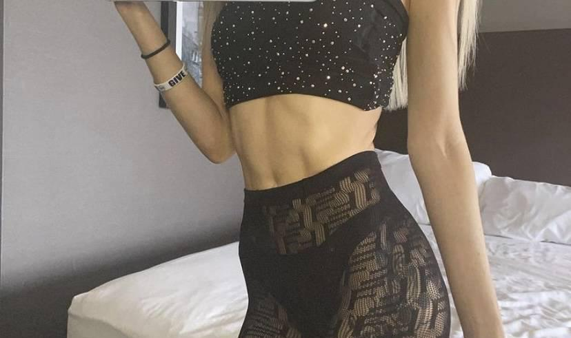 ONLINE PLAY ONLY SEXY SLIM MODEL BLONDE NO INCALLS