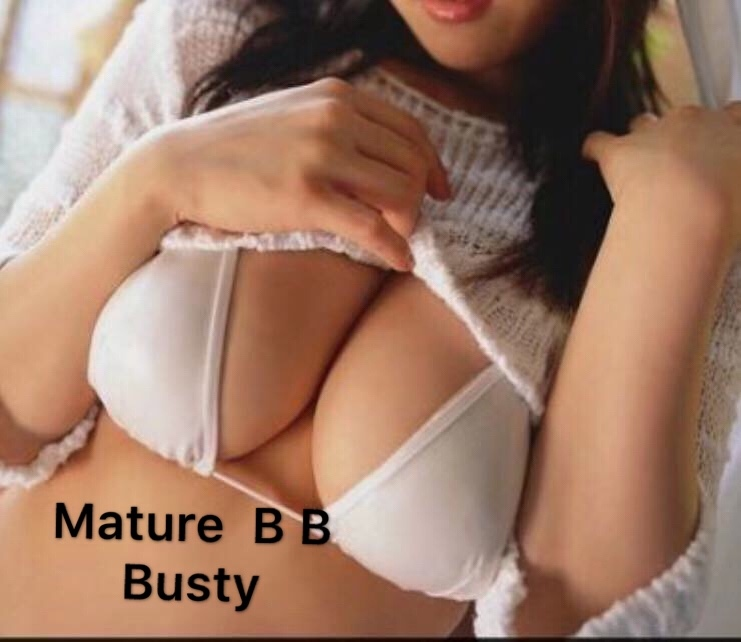Sweet Mature BB waiting for you 💋