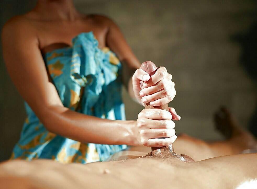 массаж полового члена на видео отыщете новинки